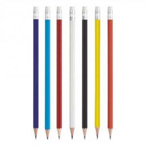 Silgili Boyalı Kurşun Kalem 15350