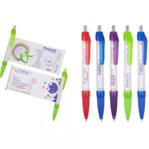 Banner Pen Basmalı Tükenmez Kalem